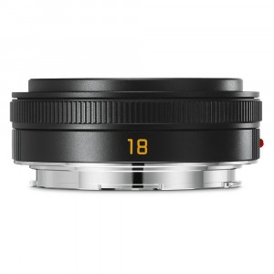 Leica Elmarit-TL 18 mm f/2.8 ASPH Black