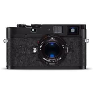Leica M-A nera