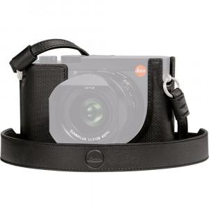 Leica Q2 Fondina protettiva nera
