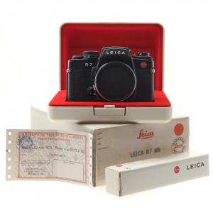 "Leica R7 Black ""Demo Unit Polyphoto"" (10068)"