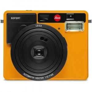 Leica Sofort Instant Film Camera (Arancio)