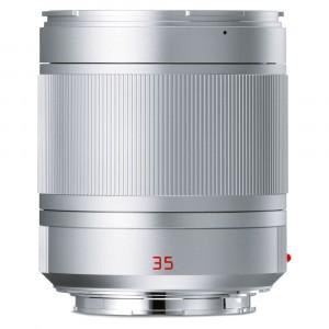 Summilux-TL 35mm f/1.4 ASPH Anodizzato Silver