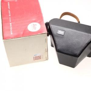Leica borsa pronto black in cuoio per SL (14558)