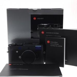 Leica M-P (10773) Black