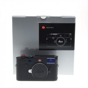 Leica M10 black ref.20.000