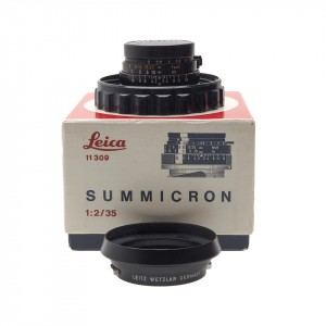 35mm f/2 Summicron-M Leica II (11309)