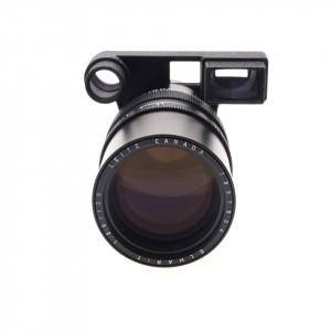 135mm F/2.8 Leica Elmarit M occhialini