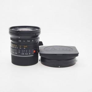 21mm F/2.8  ASPH  Leica M Elmarit Germany