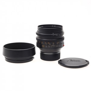 50mm F/1.0 Noctilux-M Leica (11821) Terza Serie 1982 E60