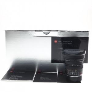 21mm f/1.4 Leica Summilux-M (ref.11647)