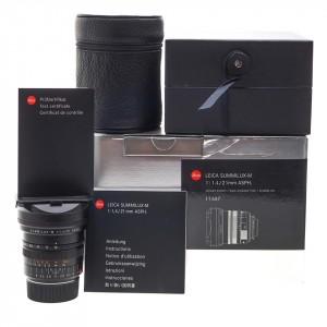 21mm f/1.4 Summilux-M Leica (11647)