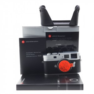 Leica M Monochrom Silver CCD (10787)