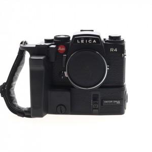 Leica R4 black con motor drive