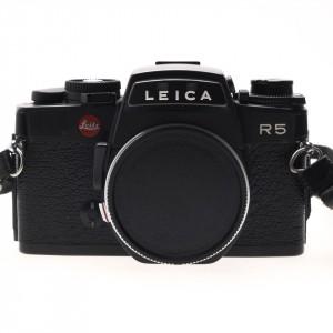 Leica R5 Black (Body) (10061)