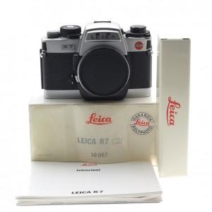 Leica R7 Silver (Body) 10067
