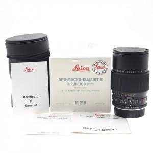 100mm F/2.8 Leica R Apo Macro Elmarit (ref.11210)