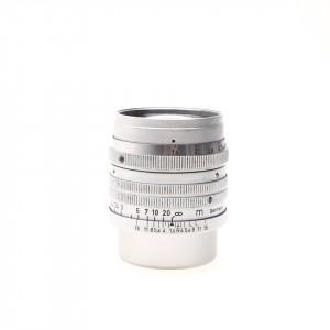 50mm (5cm) f/1.5 Summarit-V Leica Silver (mtr) (SOOIA)