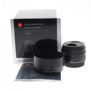 23mm f/2 ASPH Leica Summicron-TL ref.11081