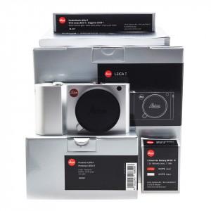 Leica T silver body (typ 701)