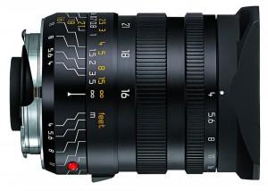 16-18-21mm f/4 Leica Tri Elmar-M ASPH + mirino