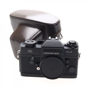 Leicaflex SL2 body black