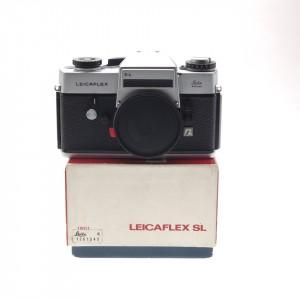 Leicaflex SL silver