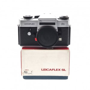 Leicaflex SL (Silver) Body