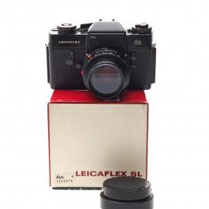 Leicaflex SL Black (10012) (KIT) + 50/2 Summicron-R