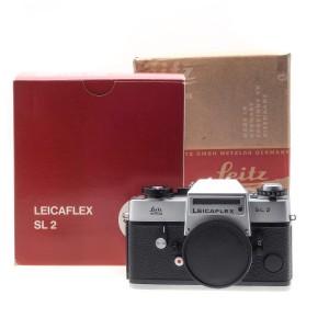 Leicaflex SL 2 Silver Body (10021)