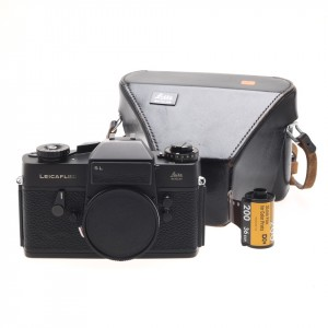 Leicaflex SL (Black) Body