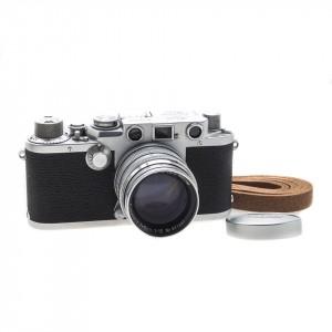 Leica IIIF 1952 I Serie (KIT) + 50mm f/1.5 Summarit-V Feet (LOOIT)