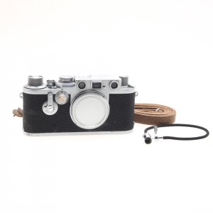 Leica III F (Body) (Chrome) 'autoscatto'