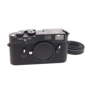 Leica M4 Black '50 Jahre' (50° Anniversario) (10400)