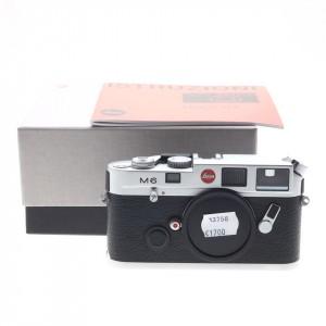 Leica M6 Chrome (Body)