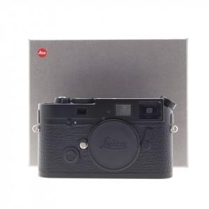 """Leica M7 0.72 """"a la carte"""" Black Chrome (10560)"""