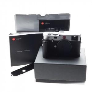 Leica M (Typ 240) + HandGrip (14496)