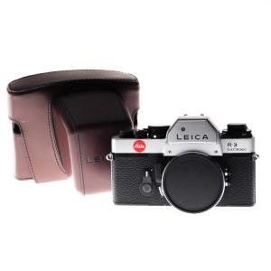 Leica R3 Electronic Silver Body (10031)