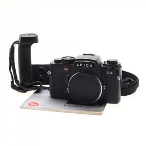 Leica R4 Body con Motor Winder