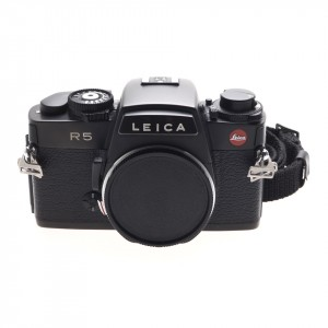 Leica R5 black body