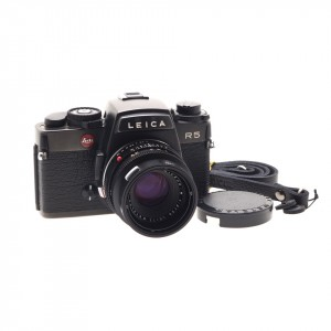 Leica R5 (KIT) + 50mm f/2 Summicron (Germany)