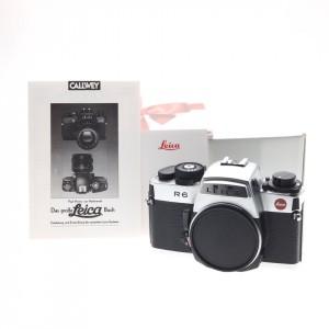 Leica R6 silver (ref.10070)
