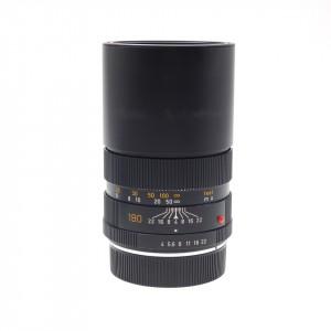 180mm f/4 Elmar-R Leica