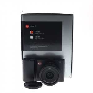 Leica T Black (KIT) con Summicron 23mm f/2