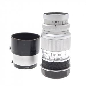 Leica V Elmar 90mm f/4 (Chrome)