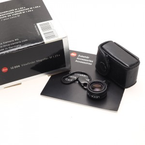 Leica Viewfinder Magnifier M 1.25X (12004)