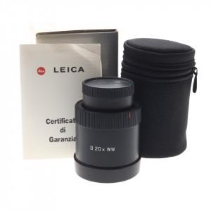 Leica Okular B20x WW per Televid Leica (ref.41002)