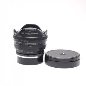 16mm f/2.8 (Leica-R) Sigma Fish Eye