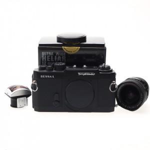 Voigtlander Bessa L (KIT) + 12mm F/5.6 Super Wide Heliar