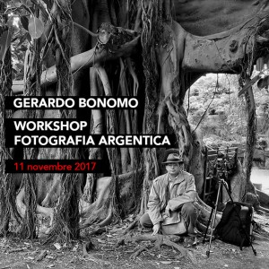 Workshop Fotografia Argentica