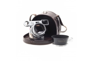 50mm f/2 DR Summicron-M Leica (11918) Dual Range (Brevi Distanze)